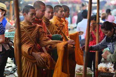 moine: moine cambodgien �ditoriale