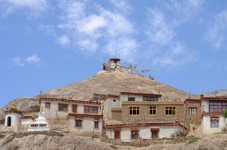 tibetan house: Tibetan monastery houses