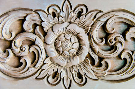 Wood Carving Stock Photo - 15873728
