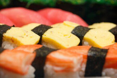 remix: Japanese sushi remix, traditional japanese food