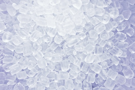 coolness: Real cool ice cube frozen background  Stock Photo