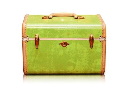 Vintage Luggage  photo