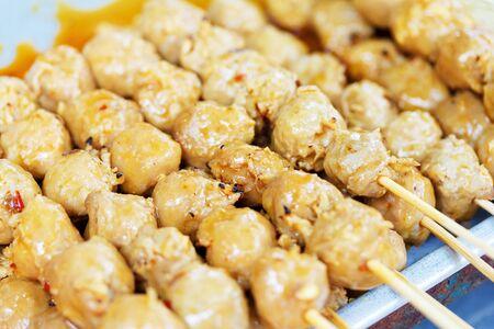 Roast Chicken meatballs  photo