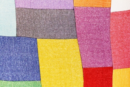 Color Fabric texture  photo