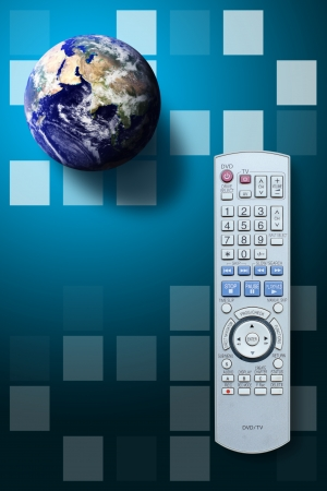 remote control  Stock Photo - 14396315