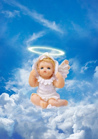 Little angel  photo