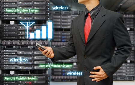 4G LTE wireless GPRS Stock Photo - 16861226