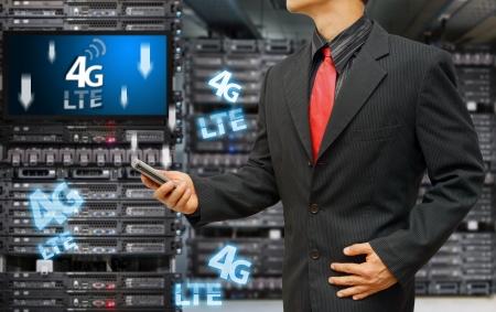 administrador de empresas: 4G LTE inal�mbrica GPRS