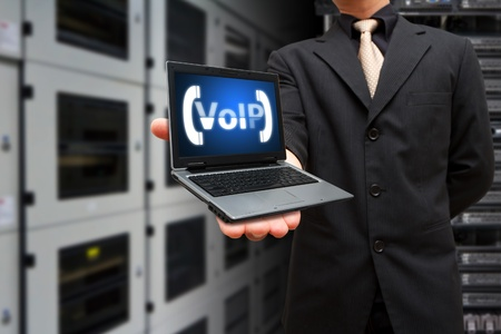 Voip from laptop