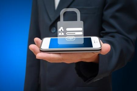 virus informatico: La seguridad de contraseña de seguridad del teléfono móvil