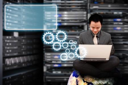 wireless terminals: Programmer in data center room