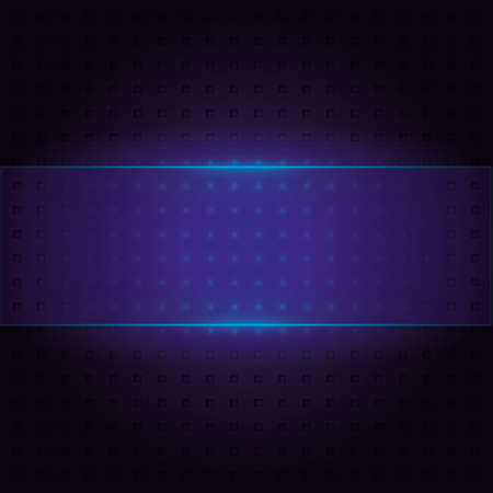 horizontal: Abstract horizontal frame background