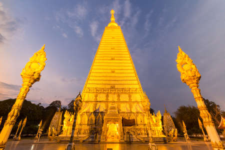 that: Wat Phra That Nong Bua - Ubon Ratchathani
