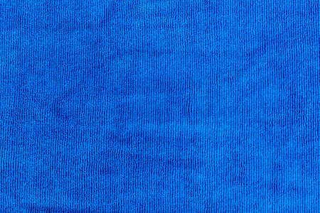 synthetic fiber: the blue microfiber fabric texture for abstract background