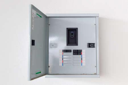 전기 회로 캐비닛 스톡 콘텐츠