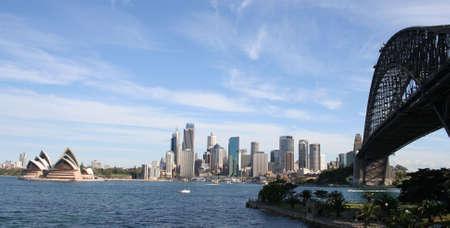ports: Ponticello Di Porto Di Sydney, Australia