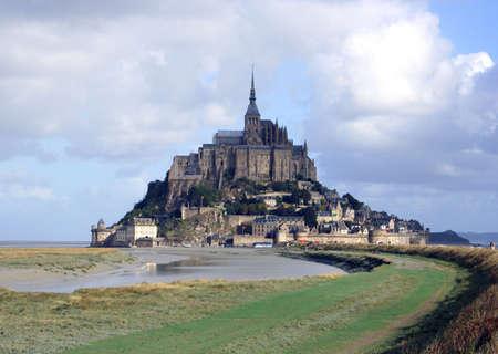 Mont Saint-Michel Abbey, France