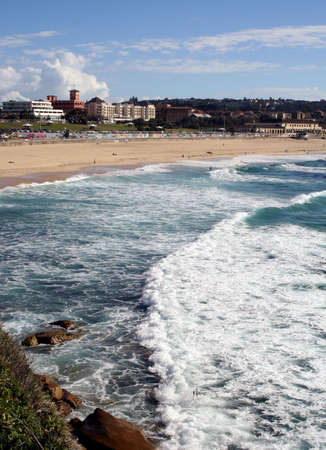 Bondi Beach, Australia Stock Photo