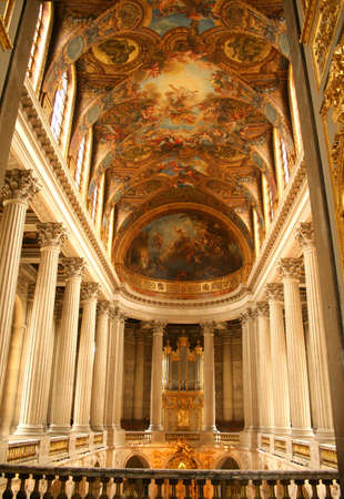 Kings Chapel, Versailles, France