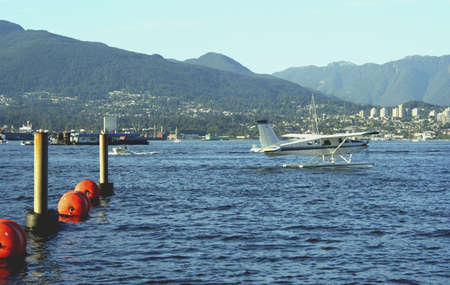 Vancouver Harbour, Canada photo