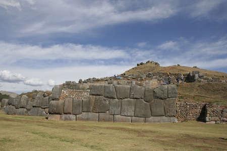 archaeological complex: Saqsaywaman archaeological complex, north of Cuzco, Peru, South America