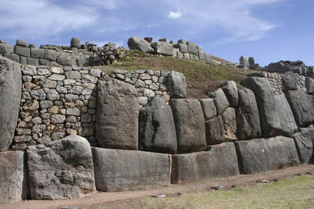 archaeological complex: The Saqsaywaman archaeological complex, north of Cuzco, Peru, South America