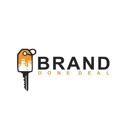 logo buying and selling houses and apartments