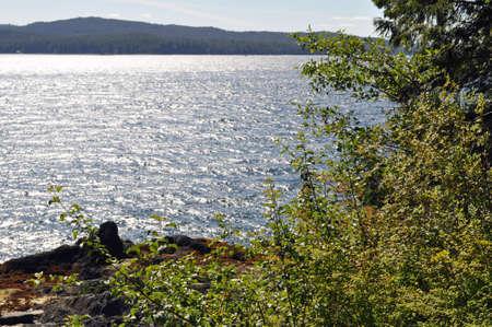 glistening: Glistening Alaskan Lake