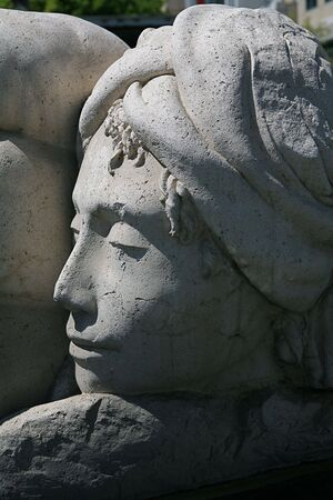 Head Sculpture photo
