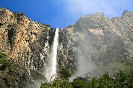 bridalveil fall: Bridalveil Fall, Yosemite National Park