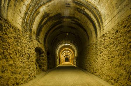 tunel: Tunel Stock Photo