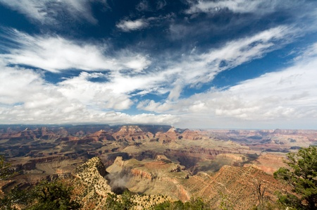 Grand Canyon National Park scenic panoramic landscape Stock Photo - 13706460