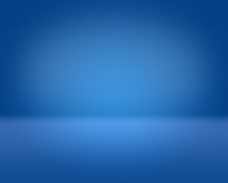 sleek: 3D Blue Background Stage Template Stock Photo