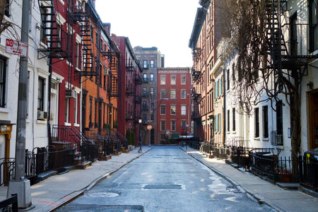 New York City Historische Gebäude