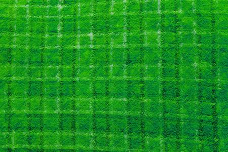 cut grass: Fresh cut green grass background texture pattern Stock Photo