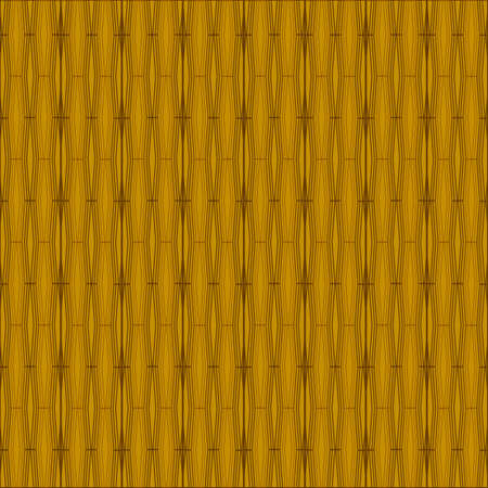 bamboo stick: Abstract straw textured background. Wicker pattern on yellow background.
