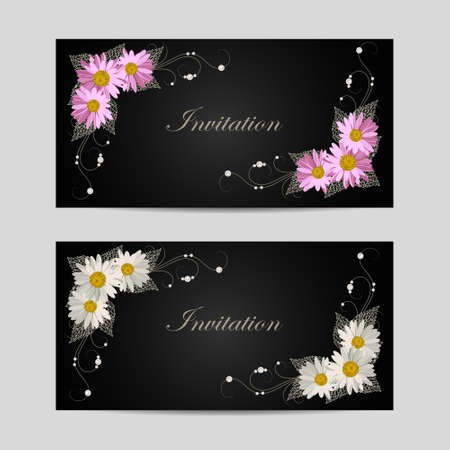 horizontal: Set of horizontal banners