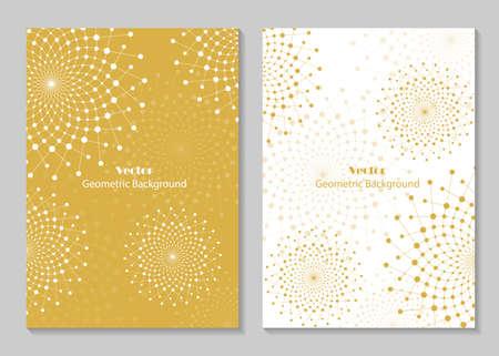 Design moderno copertina brochure