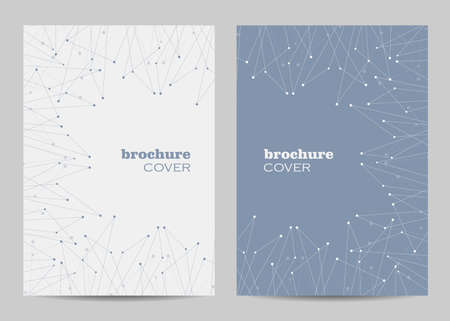 Brochure template layout design. Imagens - 130911036