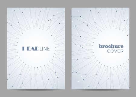 Brochure template layout design. Imagens - 130911217