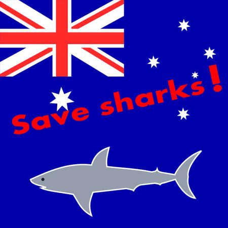 rapacious: Save sharks