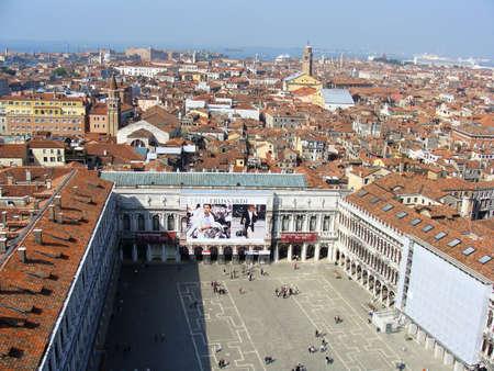 venue: Venice Italy, April 21, 2010, Venue for summer concert series is Saint Marks Square