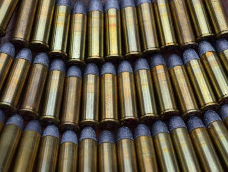 ammunition: Rows of Ammo, bullets