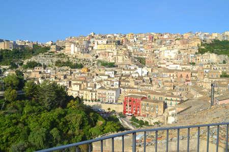 ragusa: City of Ragusa in Southwest Sicily, Italy