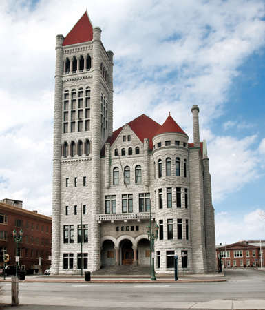 city hall in syracuse,new york