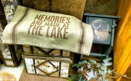 memories are made at the lake blanket