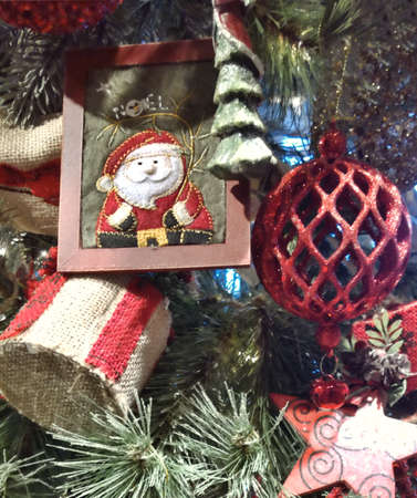 old fashioned christmas: vintage old fashioned Christmas decorations