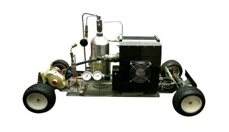 hydro electric: early hydro electric car