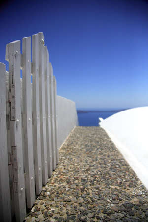 cycladic: Percorso verso il mare