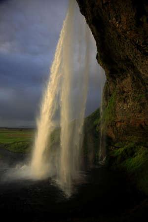 Seljalandfoss Iceland photo